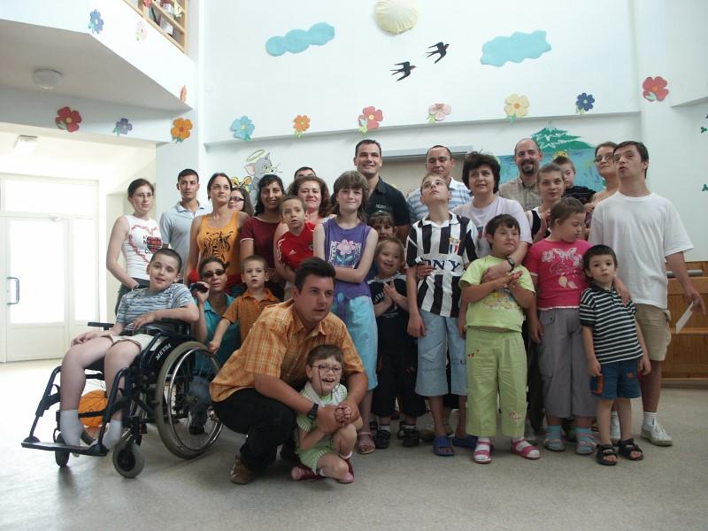 Participarea Asociaţiei Betania in diverse acţiuni