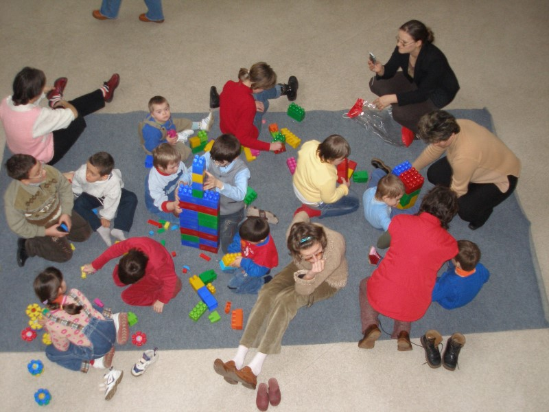 "In 1998, The ""Betania"" Day care Center was opened, and functions in a"