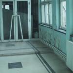 Renovatie van de kraamafdeling in Bacau - oude situatie