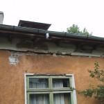 Medische post in Izvorul Berhercelui - oude situatie