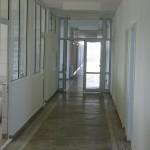 Renovatie van de kraamafdeling in Bacau - nieuwe situatie