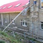 Renovatie (nieuwbouw) en inrichten van de C-vleugel van de psychiatrische inrichting in Racaciuni