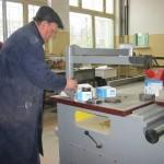 """Technisch college """"A.Saligny"""" Opleiding houtbewerking"""
