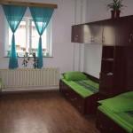 Nieuwe kamer in de psychiatrische kliniek