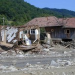 Overstromingen komen vaak voor in Roemenie