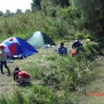 Kinderen uit pleeggezinnen op vakantie in de Donau delta