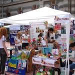 Deelname en organiseren van de NGO markt