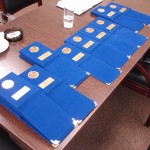 Voorbereidingen van de jaarlijkse erkenningen voor de pers