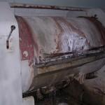Wasserij van het ziekenhuis in Moinesti - oude situatie