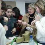 Internationale cursus ergo-therapie, praktijkuur