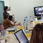 Jaarlijks organiseren we diverse cursussen voor onze medewerkers