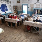 Nieuwbouw lagere school in Valea Sosii - oude situatie