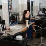 """Technisch college """"N.V. Karpen"""", Bacau Opleiding schoonheid en hygiene"""