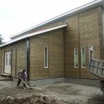 Nieuwbouw lagere school in Valea Sosii - nieuwe situatie