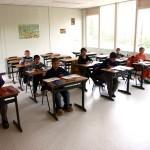 Lagere school in Turluianu - nieuwe situatie