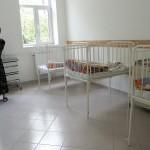 Renovatie afdeling infectieziekten voor kinderen - nieuwe situatie