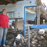 Noodhulp voor de slachtoffers van overstroming
