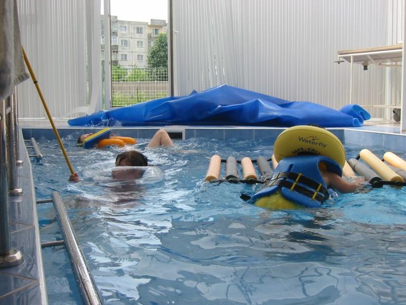 Revalidatie, fysio en hydrotherapie